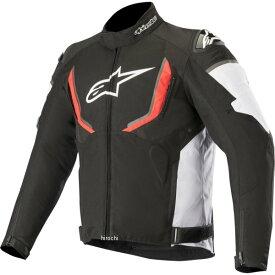 アルパインスターズ Alpinestars 秋冬モデル ジャケット T-GP R v2 DRYSTAR WATERPROOF 黒/白/赤 Lサイズ 8033637204659 JP店