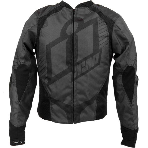 【USA在庫あり】 2822-0713 アイコン ICON ジャケット オーバーロード2 レディース 黒 Lサイズ