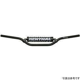 【メーカー在庫あり】 レンサル RENTHAL レプリカバー 黒 R・ジョンソン/MX4インチ/ED-L 701-01-BK