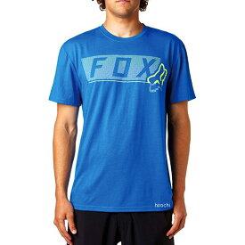 【メーカー在庫あり】 フォックス FOX Tシャツ モスドッツ テック 青 Sサイズ 18845-002-S JP店