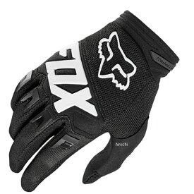 【メーカー在庫あり】 フォックス FOX グローブ ダートパウレース 黒 Sサイズ 22751-001-S JP店