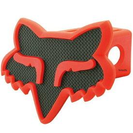 フォックス FOX トレーラーヒッチカバー 黒/赤 16124-017-NS JP店
