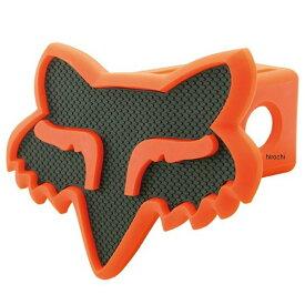 フォックス FOX トレーラーヒッチカバー 黒/オレンジ 16124-016-NS JP店