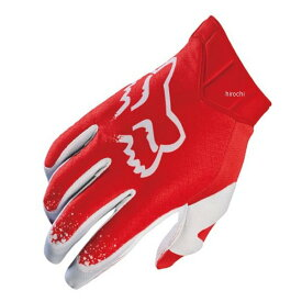 【メーカー在庫あり】 フォックス FOX グローブ エアーライン モス 赤 XLサイズ 17287-003-XL JP店