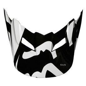 フォックス FOX ヘルメットバイザー V1 レーサー用 黒 XLサイズ 21302-001-XL/2XL JP店
