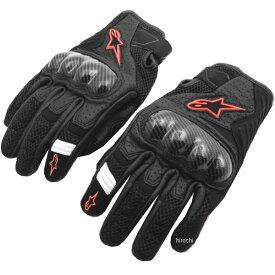 アルパインスターズ Alpinestars 2019年春夏モデル グローブ SMX-1 AIR V2 黒/蛍光赤 Lサイズ 8033637058719 JP店