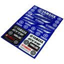 【メーカー在庫あり】 ファクトリーFX FACTORY EFFEX OEMステッカーシート YAMAHA RACING FX22-68232 JP店