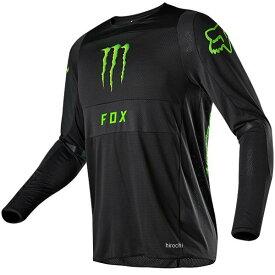 【メーカー在庫あり】 フォックス FOX 360ジャージ モンスター/PC 黒 Sサイズ 24384-001-S JP店