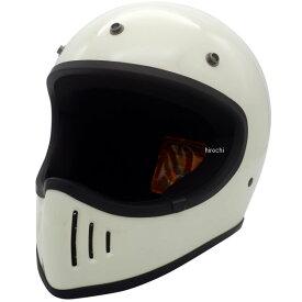 ダムトラックス DAMMTRAX フルフェイスヘルメット BLASTER-改 ブラスター-カイ オフホワイト Mサイズ(57cm-58cm) 4560185906789 JP店
