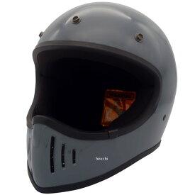 ダムトラックス DAMMTRAX フルフェイスヘルメット BLASTER-改 ブラスター-カイ グロスグレー Lサイズ(59cm-60cm) 4560185906833 JP店