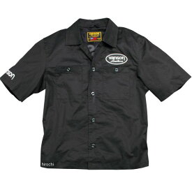 バンソン VANSON 2020年春夏モデル ワークシャツ 黒/白 3XLサイズ VS20108S JP店