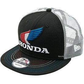 ホンダ純正 2020年春夏モデル 帽子 9FIFTY(TM) Honda クラシックキャップP 黒/グレー 0SYEH-28B-KF JP店