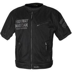 イエローコーン YeLLOW CORN 2021年春夏モデル メッシュTシャツ 黒/ガンメタル Lサイズ YMT-003 JP店