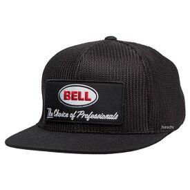【メーカー在庫あり】 ベル BELL キャップ FREE C.O.P. メッシュ ライダーキャップ 黒 7106146 JP店