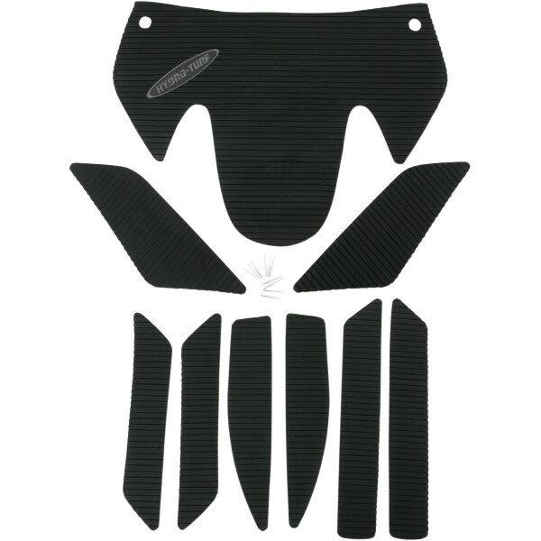【USA在庫あり】 ハイドロターフ HYDRO-TURF マットシート 01年-05年 ヤマハ GP800R 黒 1621-0331 JP