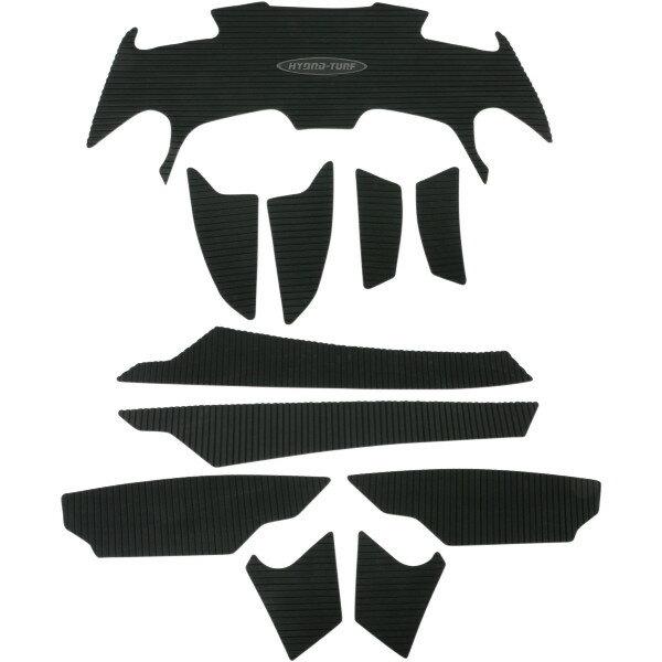 【USA在庫あり】 ハイドロターフ HYDRO-TURF マットシート シードゥー RXT IS 黒 1621-0339 JP