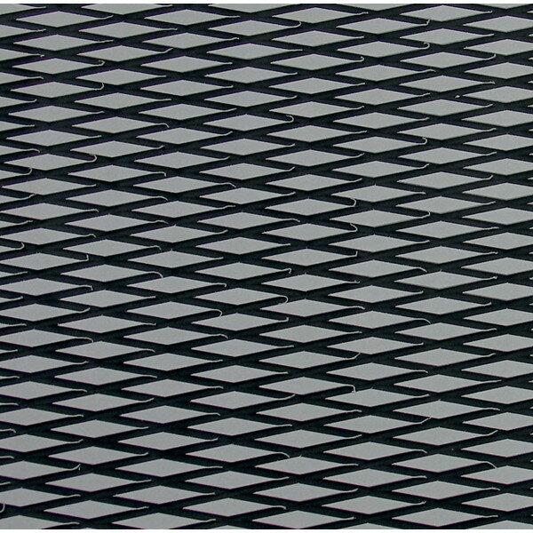 【USA在庫あり】 ハイドロターフ HYDRO-TURF マットキット 3M接着付 ダイヤモンド溝 グレー/黒 1621-0405 JP