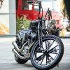 0601-0716年 0173年-1838年-BP 罗兰金沙设计 (RSD) 老式车把黑色