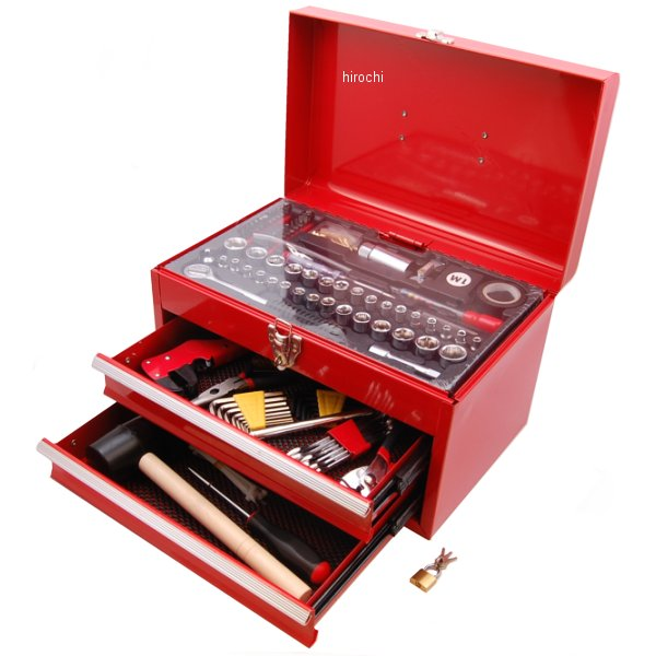 キジマ インチ工具セット 150ピース BOX付き HD-08316 JP店