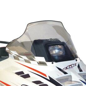 【USA在庫あり】 パワーマッド PowerMadd ウインドシールド コブラ 14インチ(356mm) ポラリス Tint色 CS-WH JP店