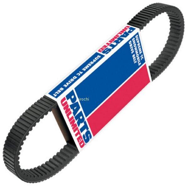 """【USA在庫あり】 Parts Unlimited ベルト シュプリーム TC Ski-Doo 138-4400U3、1-13/32"""" x 44-1/4"""" 1142-0165 JP店"""