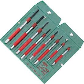 【メーカー在庫あり】 KTC 京都機械工具 ノックピンポンチセット (8本組) PK8-KC JP店