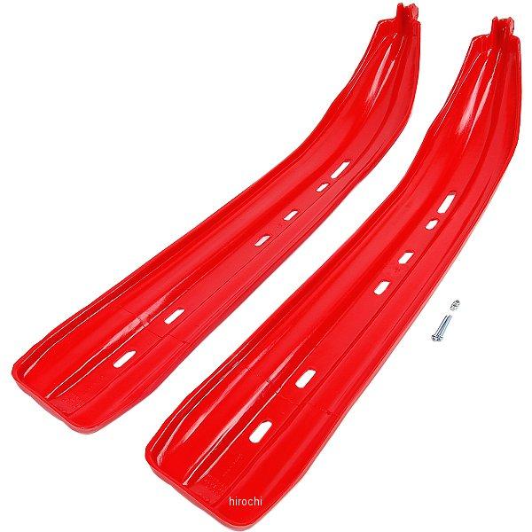 【USA在庫あり】 008-9005R MOTOVAN スキー プロテクター ヤマハ 赤 P(左右ペア)