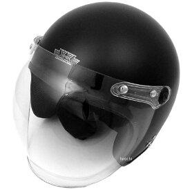 【メーカー在庫あり】 TNK工業 ジェットヘルメット XX-606 ハーフマットブラック XXLサイズ(62-64cm) 4984679511097 JP