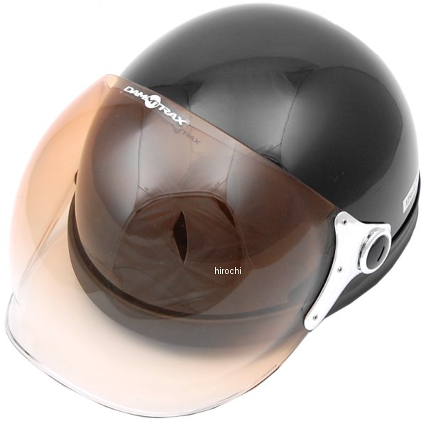 【メーカー在庫あり】 ダムトラックス DAMMTRAX ヘルメット BUBBLE BEE パールブラック フリーサイズ(57cm-60cm) 4560185901784 JP店
