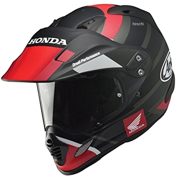 0SHGK-RT1A-K ホンダ純正 HONDA×Arai フルフェイスヘルメット ツアークロス フラットブラック XSサイズ