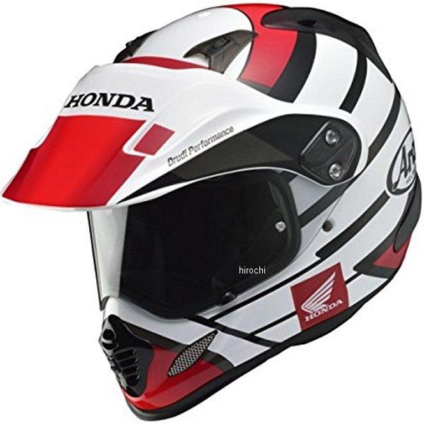 0SHGK-RT1A-W ホンダ純正 HONDA×Arai フルフェイスヘルメット ツアークロス 白 Sサイズ