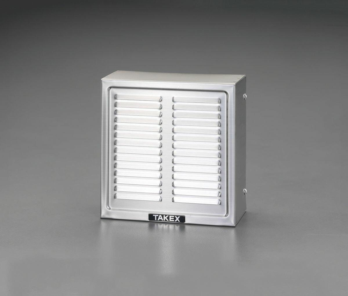 エスコ ESCO DC10.5-19V 警報ベル ステンレス製ボックス付 000012241438 JP