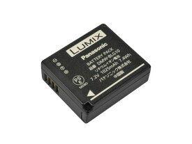 【メーカー在庫あり】 エスコ ESCO デジタルカメラ用バッテリー(DMW-BLG10/パナソニック) 000012259860 JP