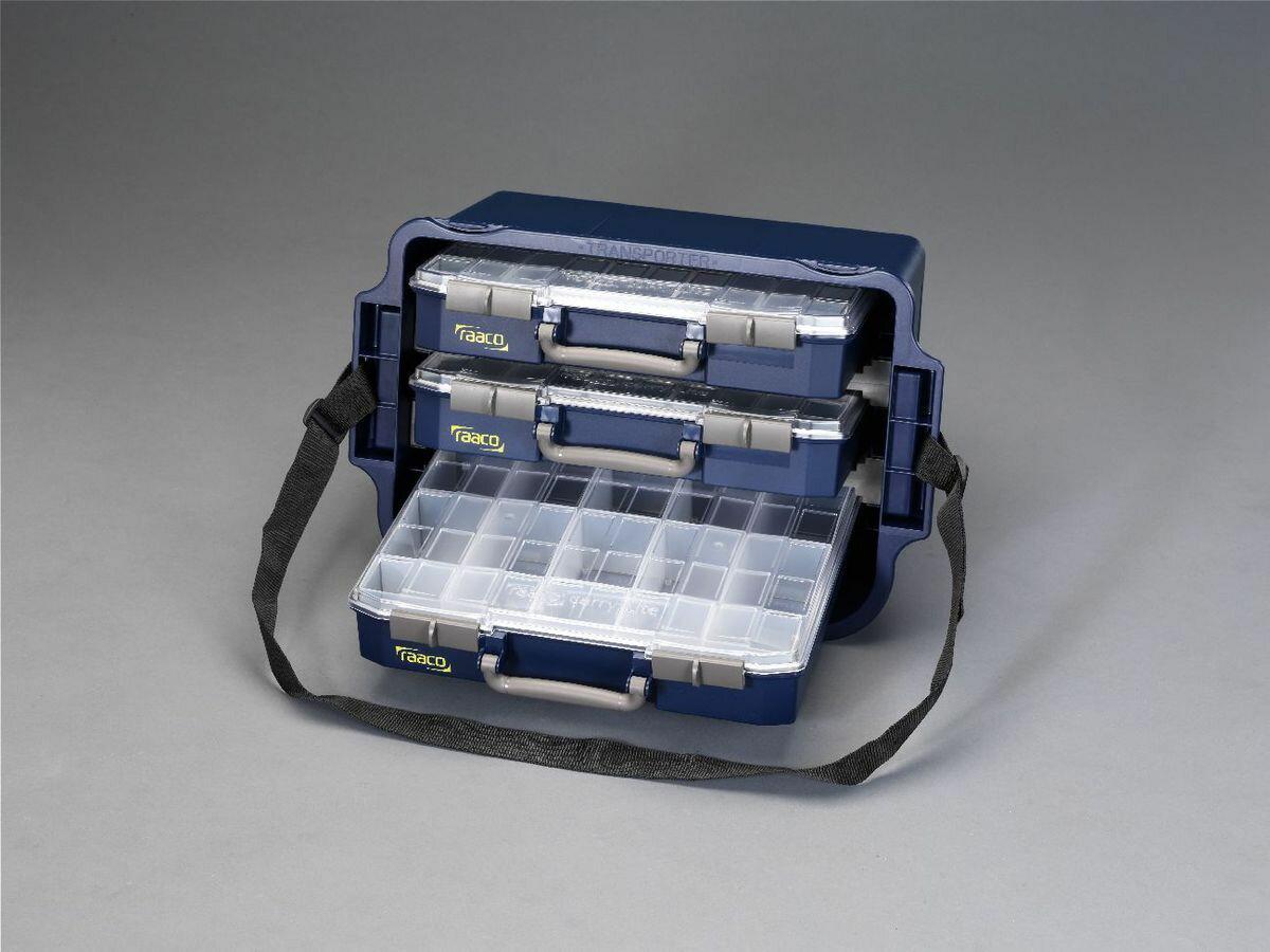 【メーカー在庫あり】 EA661AB エスコ ESCO 250x562x361mm 3BOX トランスポーター
