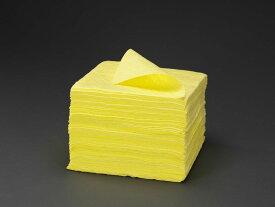 【メーカー在庫あり】 エスコ ESCO 380x457mm液体・危険物吸収パッド 100枚 000012251807 JP店