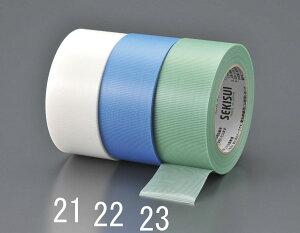 【メーカー在庫あり】 エスコ ESCO 50mmx50m 養生テープ 建築用/半透明 000012231639 JP