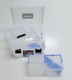 【メーカー在庫あり】 エスコ ESCO 390x391x265mm 工具箱(小物入れ付) 000012031297 JP