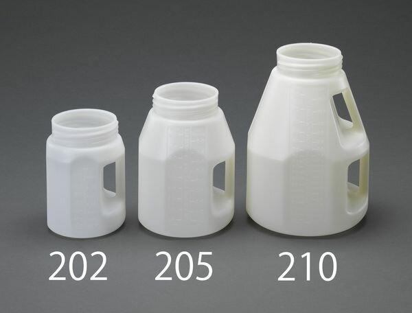 【メーカー在庫あり】 EA991GS-210 エスコ ESCO 10L ボトル