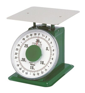【メーカー在庫あり】 30kg(100g) 上皿はかり EA715AB-30X JP店