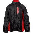 【メーカー在庫あり】 RK-539 コミネ KOMINE ブレスターレインウェア フィアート 黒 XLサイズ 4580160641962 JP店