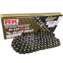 【メーカー在庫あり】 RKジャパン BL520R-XW-120BLブラックスケールシリーズチェーン (120L) BL520RXW120 JP店