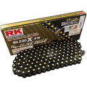 【メーカー在庫あり】 BL520XXW110 RKエキセル BL520X・XW-110BLブラックスケールシリーズチェーン