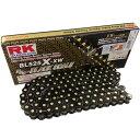 【メーカー在庫あり】 BL525XXW120 RKエキセル BL525X・XW-120BLブラックスケールシリーズチェーン