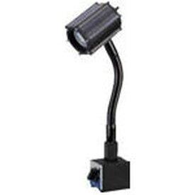 日機(株) 日機 マグネット付LEDスポットライト 5W AC100V NLSS05BM-AC JP