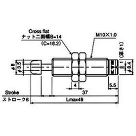 【メーカー在庫あり】 KYBエンジニアリング&サービス( KYB ミニバッファ KBM7-6-8C JP