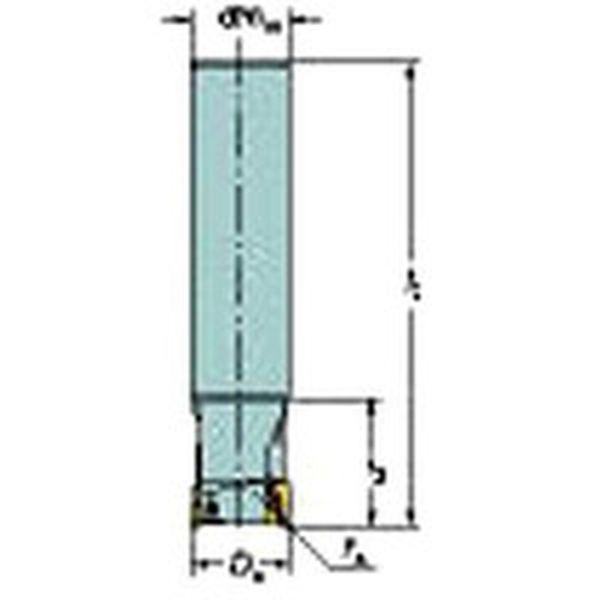 R390S044A42L17L 612-3431 サンドビック(株) サンドビック コロミル390エンドミル