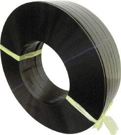 【メーカー在庫あり】 積水樹脂(株) 積水 ポリエステルバンド1904×1100M-黒 PET1904M JP