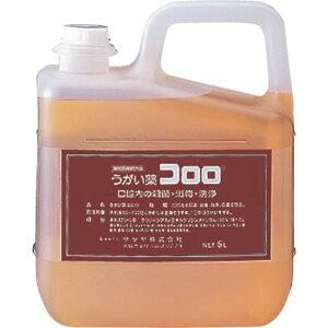 【メーカー在庫あり】 サラヤ(株) サラヤ うがい薬コロロ 5L 12834 JP店