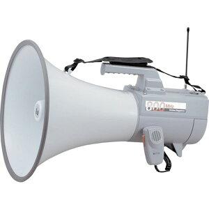 【メーカー在庫あり】 TOA(株) TOA ワイヤレスメガホン ホイッスル音付き ER-2830W JP