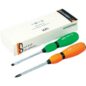 【メーカー在庫あり】 京都機械工具(株) KTC ギフト用ドライバセット[2本組] TD702 JP店